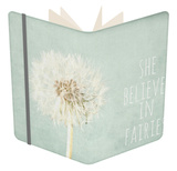 She Believes in Fairies Notebook by Susannah Tucker