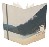Lake Tahoe Nevada Notebook by Laura Evans