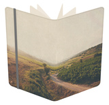 French Vineyards Notebook by Laura Evans