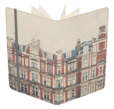 Historic Architecture Notebook by Laura Evans