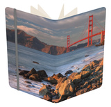 Late Afternoon, Baker Beach, San Francisco Notebook by Vincent James