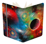 Artist's Concept Illustrating Our Beautiful Cosmic Universe Notebook by  Stocktrek Images