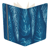 Cyanotype No.7 Notebook by Renee W. Stramel