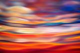 Silky Dawn Fotografisk trykk av Ursula Abresch