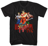 Final Fight- Guy, Cody & Mike T-Shirt