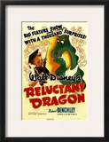 The Reluctant Dragon, 1941 Framed Photographic Print