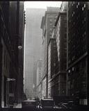 Vanderbilt, From E. 46th Street, Manhattan Giclee Print by Berenice Abbott