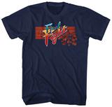 Final Fight- Wall Graffiti T-Shirts