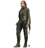 Jyn Erso - Star Wars Rogue One Cardboard Cutouts