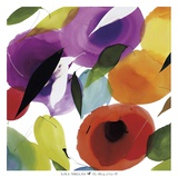 The Melody of Color II Prints by Lola Abellan