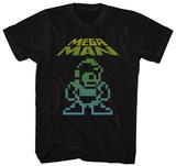 Mega Man- Pixel Hero Vêtement