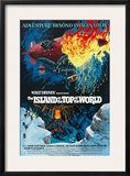The Island At the Top of the World, 1974 Framed Photographic Print