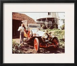 Dick Van Dyke - Chitty Chitty Bang Bang Framed Photographic Print