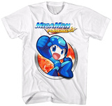 Mega Man- Powered Up T-shirts