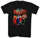 Final Fight- Characters T-Shirt