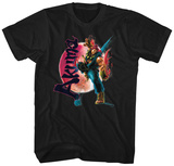 Street Fighter- Akuma T-shirts