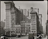 Union Square West, Nos. 31-41, Manhattan Giclee Print by Berenice Abbott