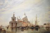 Venice Giclee Print by E.W. Cooke