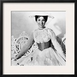 Mary Poppins, Julie Andrews, 1964 Framed Photographic Print