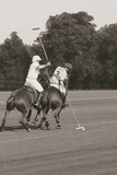 Polo In The Park II Giclee Print by Ben Wood