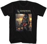 Bionic Commando- The Burning World T-shirts