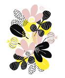Botanic Burst I Prints by Myriam Tebbakha