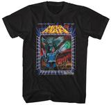 Mega Man- Megaman 9 8 Bit Fidelity T-skjorter