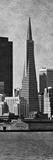 Bay City Towers Giclée-Druck von Pete Kelly
