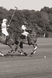 Polo In The Park IV Giclee Print by Ben Wood