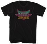 Bionic Commando- Pixel Logo T-shirts