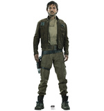 Captain Cassian Andor - Star Wars Rogue One Cardboard Cutouts