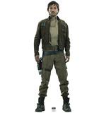 Captain Cassian Andor - Star Wars Rogue One Cardboard Cutouts