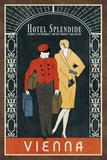 Grand Hotel Vienna Affiche par  Collection Caprice