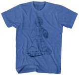 Mega Man- Blueprint Shirts