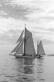 Sailing Off Gicléedruk van Ben Wood