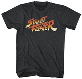 Street Fighter- Logo T-Shirts