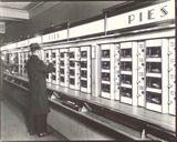 Automat, 977 Eighth Avenue, Manhattan Giclee Print by Berenice Abbott