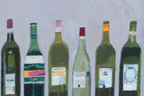 White Wine Prints by Charlotte Hardy