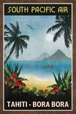 South Pacific Air Kunstdrucke von  Collection Caprice