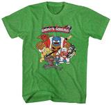 Ghost'n Goblins- Hero & Villians T-Shirt