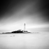 St Mary's Island Giclee Print by Lee Frost
