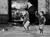 The Kite Runner Photographic Print by Sebastian Kisworo