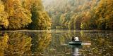 Autumn Idyll Photographic Print by  Jimbi