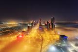 Fog Invasion Photographic Print by Mohammad Rustam