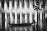 Watertaxi Photographic Print by Roswitha Schleicher-Schwarz