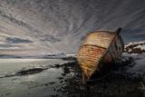Icy Shore Photographic Print by Þorsteinn H. Ingibergsson