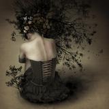 Night Scented Girl Photographic Print by Kiyo Murakami