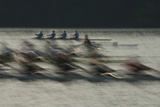 Rowing Photographic Print by Milan Malovrh