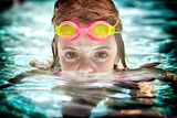 The Swimmer Photographic Print by James Scheid