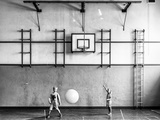 Gym Photographic Print by Susanne Stoop